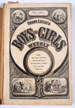 Frank Leslie's Boys and Girls Weekly for 1867-1868 (Vol. 3)