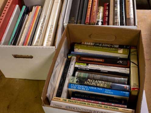 Three Boxes of Miscellaneous Nonfiction Books