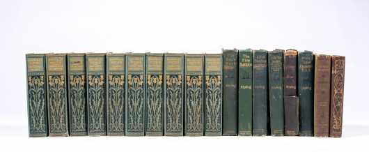 [Literature] Sir Walter Scott and Rudyard Kipling