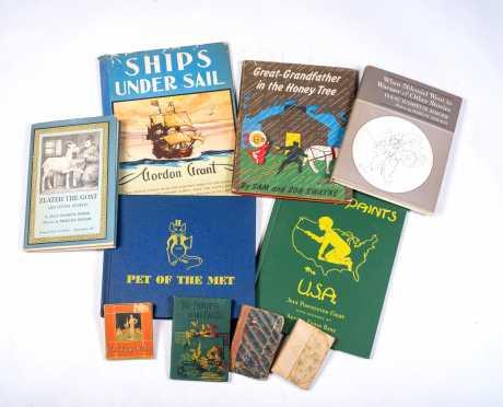 Children's Books and Miniature Books
