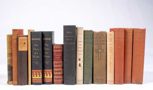 Miscellaneous Literature, 15 vols