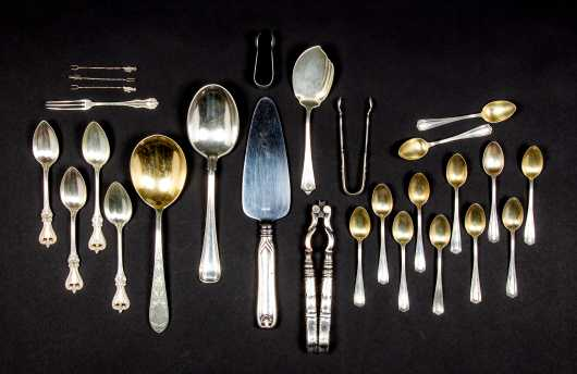 Miscellaneous Lot of Sterling Silver