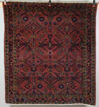 Lillihan Scatter Size Oriental Rug