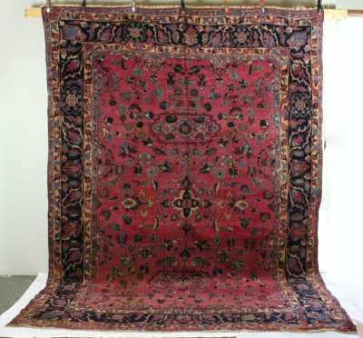 Lillihan Room Size Oriental Rug