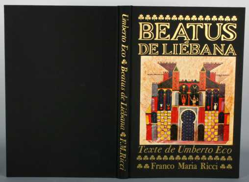 Book - Beatus de Liebana by Umberto Eco