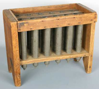 American Candle Mold Stand
