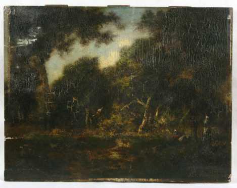 Paul Emmanuel Peraire, landscape