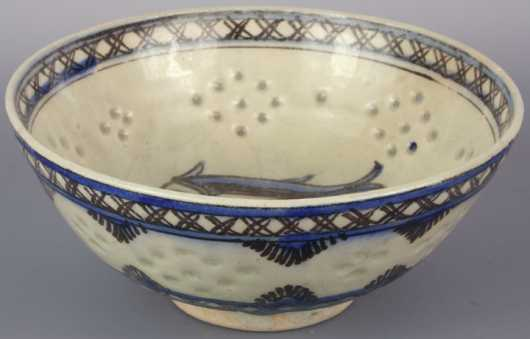 Primitive Chinese Bowl