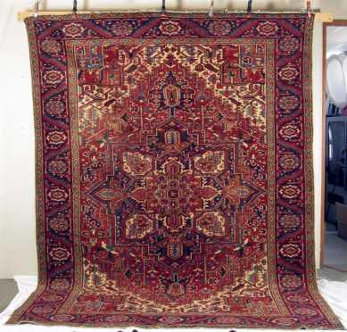 Heriz/Gorovan Room Size Oriental Rug