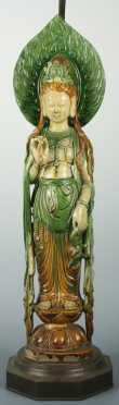 Chinese Tang Style Goddess Figure