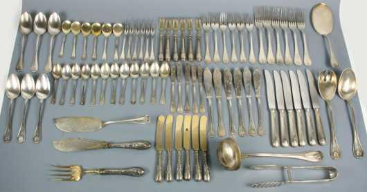 Italian  Silver Service