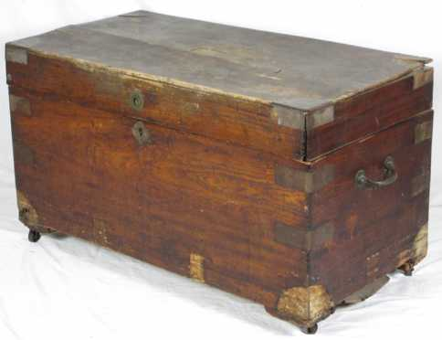 Chinese Camphorwood Chest