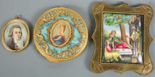Miscellaneous Miniature Lot