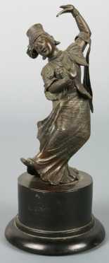 Thai or Burmese Bronze Casting