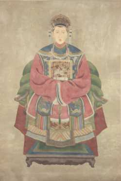 Chinese Contemporary Scroll Painting