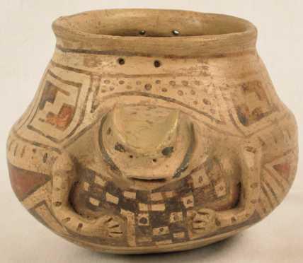 Casas Grande Effigy Bowl
