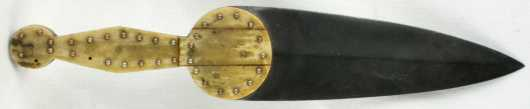 Native American Trade Knife
