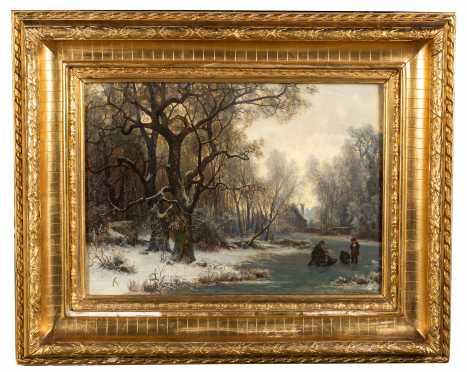 Oscar Torna, France, Sweden (1842-1894)