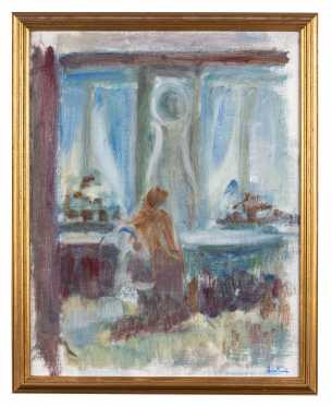 Two 20thC Paintings