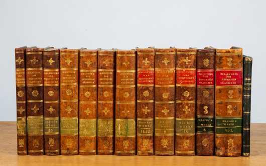 Thirteen Goethe Books