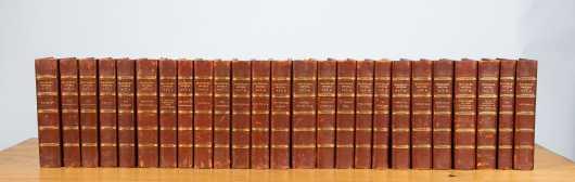Walter Scott, Waverley Novels