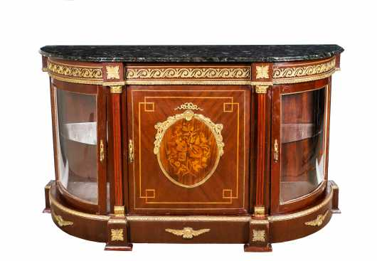 E20thC French Style Marble Top Server
