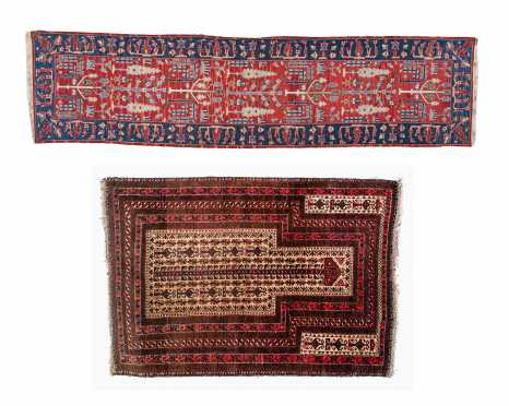 Two 20thC Oriental Rugs