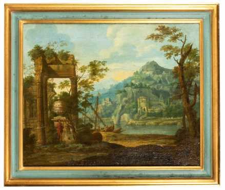 18th/19thC Continental Classical Painting