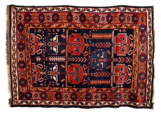 Baktiari Large Scatter Oriental Rug