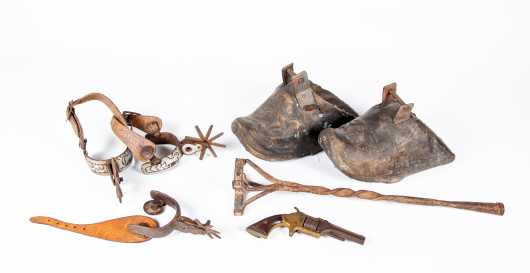 Five Miscellaneous Western Items