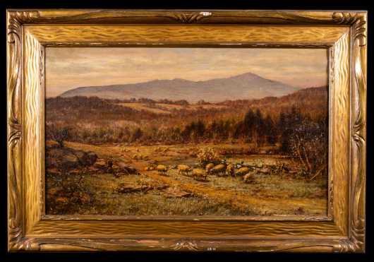 William Preston Phelps, Mass./ NH (1849-1923)