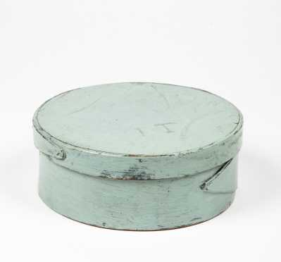 Round Lapped Finger Pantry Box