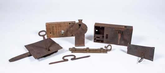 Early Iron Locks and More
