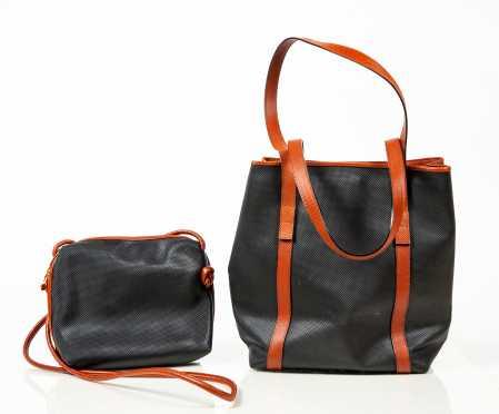 Two Bottega Veneta Handbags
