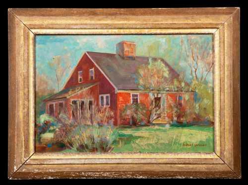 Albert Duval Quigley, Nelson, NH (1891-1961)