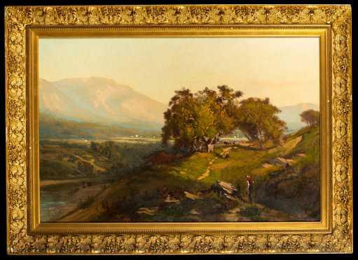 Frederick Dickinson Williams, Mass./ NH (1829-1915)