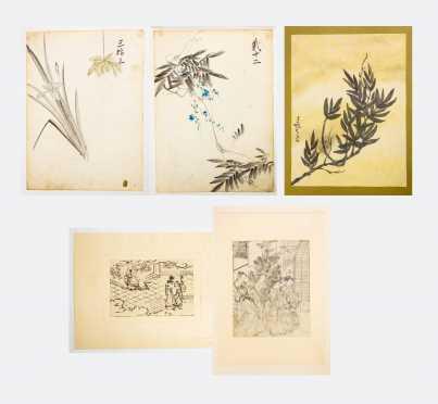 Japanese Art, Illustrations and Prints