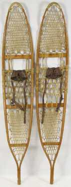 Snowcraft trappers snow shoes
