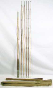 H.L. Leonard Bamboo Rod