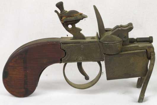 Dunhill, Tinder Pistol