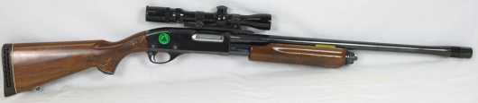 "Remington Model 870 ""Wingmaster"" 12 ga, pump Shotgun"