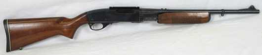 "Remington Model 760 ""Gamemaster"" carbine chambered for .308 Win"
