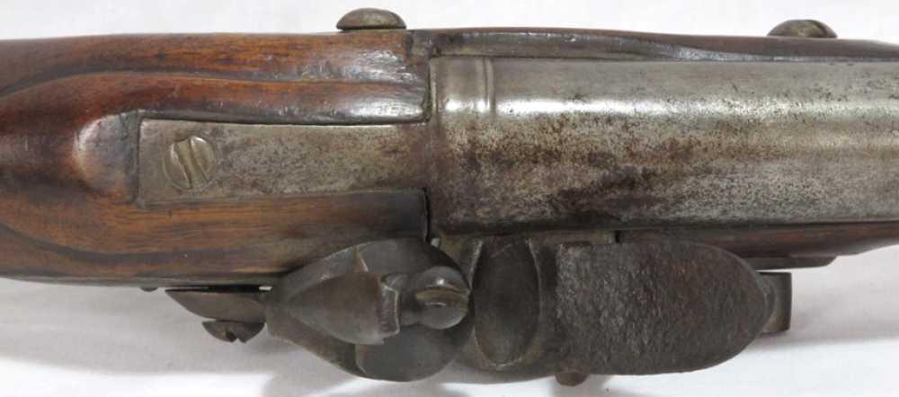 Irish Brown Bess Musket and Bayonet