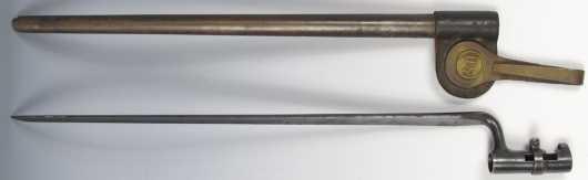 US Model 1873 Bayonet