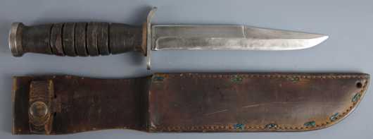 US Marine Corp M3 Combat knife