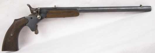 German 6M/M Rim fire Pistol