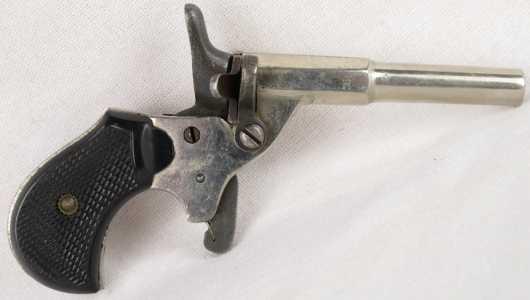 German proof marked small caliber pistol