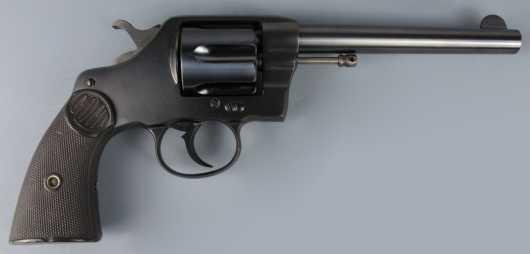 Colt D.A. 38 Revolver