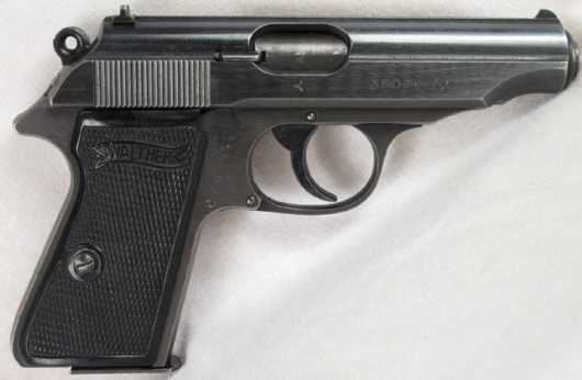WWII Walther Model PP