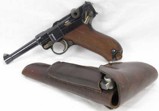 Luger M1908 Pistol